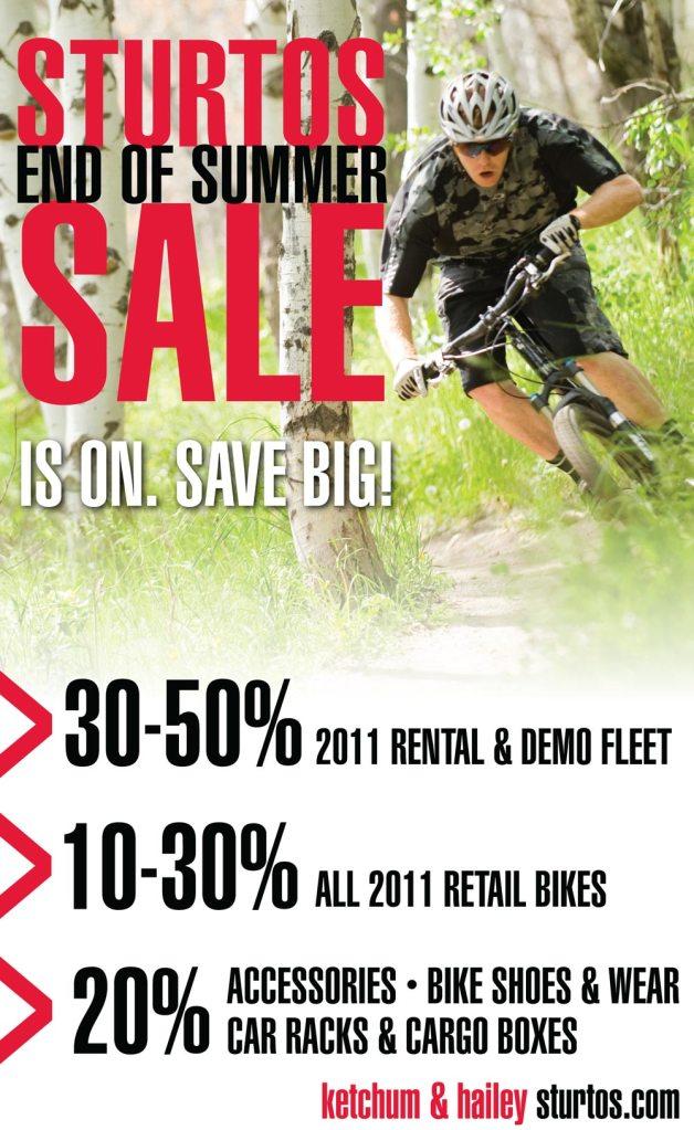 Sturtos Bike Sale