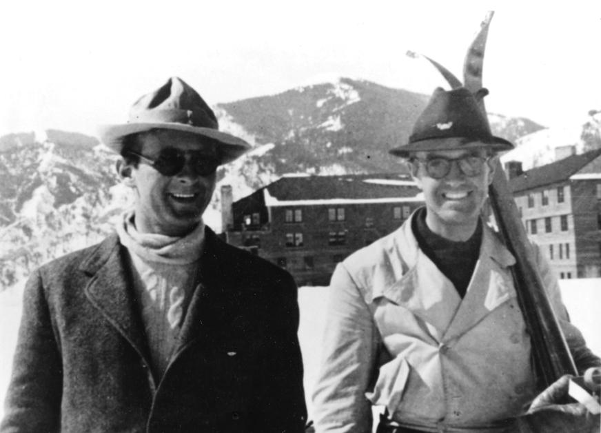 Harriman and Felix
